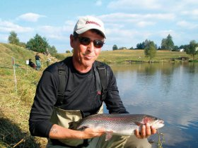 John Emerson, English fly fishing expert