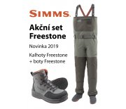 Brodící set Simms Freestone – model 2019